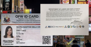 How to Avail the OFW ID Card or iDOLE