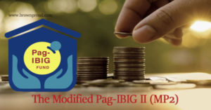 Investing in PAG-IBIG Savings Program | The Modified Pag-IBIG MP2
