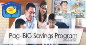 Understanding About PAG-IBIG Fund Provident Savings and How to Claim it