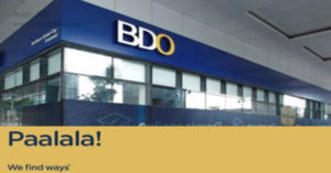 BDO Reminders : How to Avoid the Monthly Deduction of P300 from your BDO Kabayan Savings Account