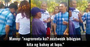 Senator Manny Pacquaio's Good Deed – Mamang Sorbetero, Nakatanggap ng House and Lot mula kay Pacman