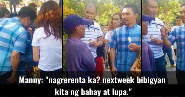 manny-pacquiao-namigay-ng-bahay