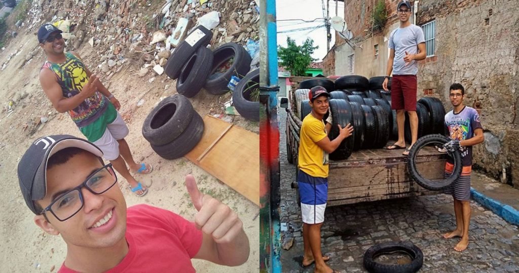 Man-from-Brazil-Made-Animal-Beds-from-Old-Tires,-Becomes-an-Internet-Sensation-1