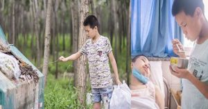 Young-Boy-Collects-Trash-So-He-Can-Help-His-Sick-Stepmother